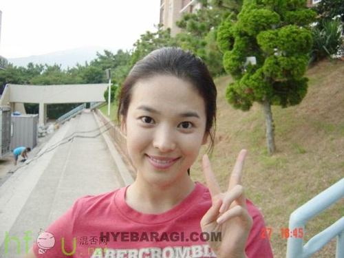 """""""soi"""" mat moc tuoi 32 cua song hye kyo - 1"""