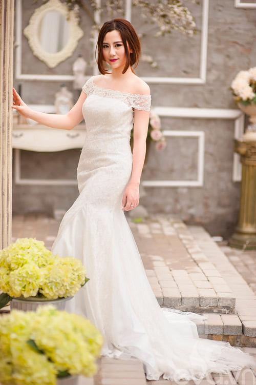 Chọn váy 'chuẩn' cho cô dâu nấm lùn - 8