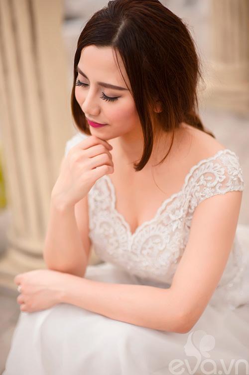 Chọn váy 'chuẩn' cho cô dâu nấm lùn - 3