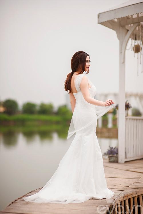 Chọn váy 'chuẩn' cho cô dâu nấm lùn - 13