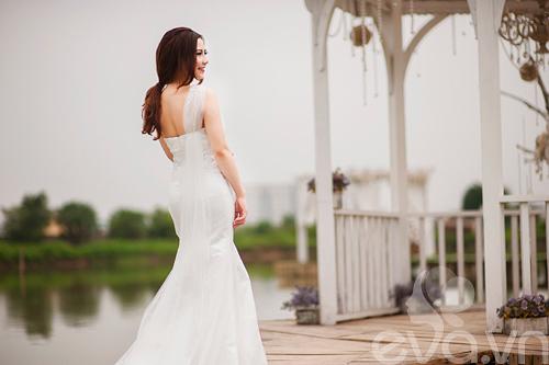 Chọn váy 'chuẩn' cho cô dâu nấm lùn - 14