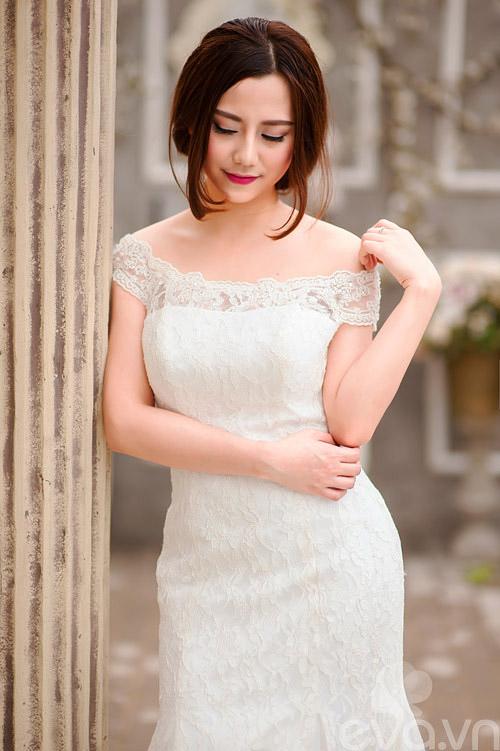 Chọn váy 'chuẩn' cho cô dâu nấm lùn - 9