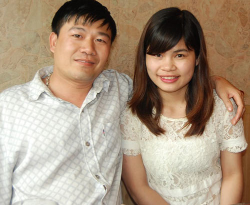Xôn xao cô gái Việt tìm được ân nhân sau 8 năm thất lạc-1
