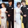 Làng sao - Chae Rim tình tứ cùng bạn trai trên thảm đỏ