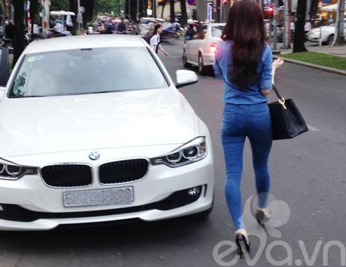 angela phuong trinh mac kin dao lai xe 3 ty - 14