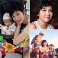 Làm mẹ - Sao Việt sốt xình xịch trước dịch sởi