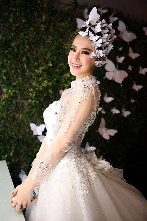 angela phuong trinh rang ro dien vay cuoi 200 trieu - 5