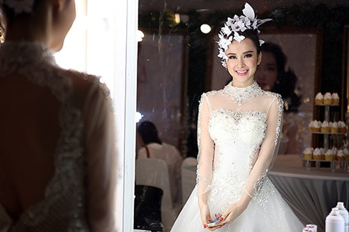 angela phuong trinh rang ro dien vay cuoi 200 trieu - 6