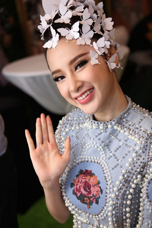 angela phuong trinh rang ro dien vay cuoi 200 trieu - 3