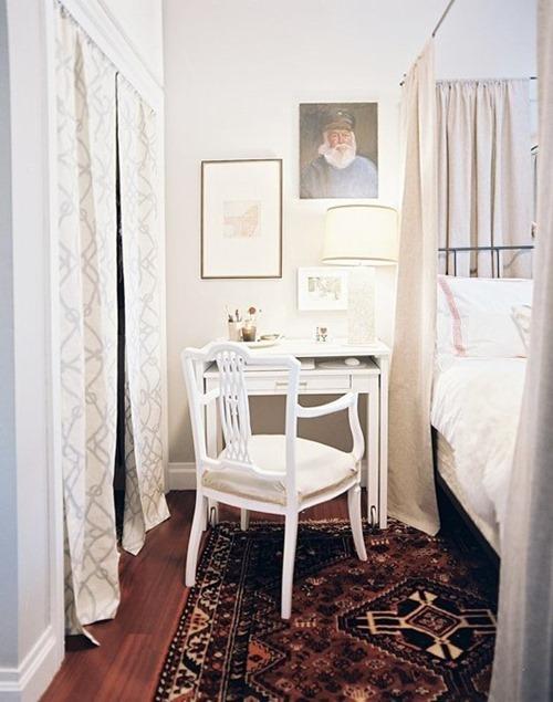12 chiêu 'nới' diện tích phòng ngủ hẹp-7