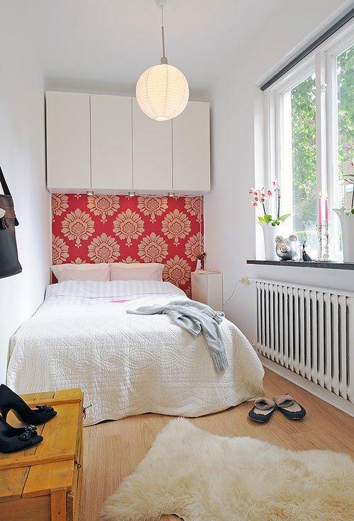 12 chiêu 'nới' diện tích phòng ngủ hẹp-9