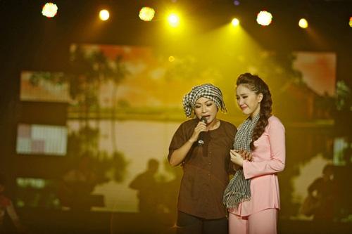 "cao thai son ""vuot mat"" bao thy nho hat live tot - 14"