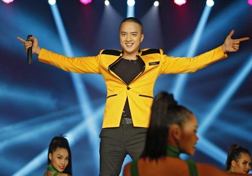 "cao thai son ""vuot mat"" bao thy nho hat live tot - 6"