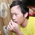 Làng sao - Hoài Linh tút lại vẻ đẹp trai trước giờ diễn