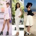 Thời trang - Tuần qua: Sắc trắng thời trang lên ngôi