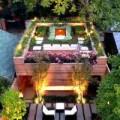 Nhà đẹp - Trồng vườn trên mái làm mát nhà phố
