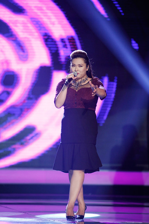 "vn idol: nhat thuy ""dinh cua dinh"" voi trot yeu - 8"