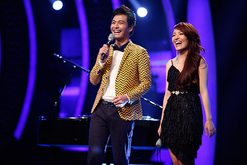 "vn idol: nhat thuy ""dinh cua dinh"" voi trot yeu - 6"