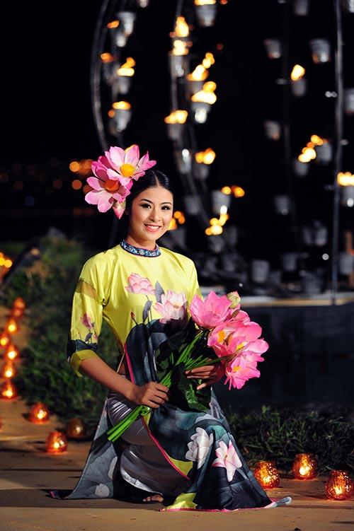 "ngoc han xinh nhu hoa sau su co ""bi mang"" - 6"