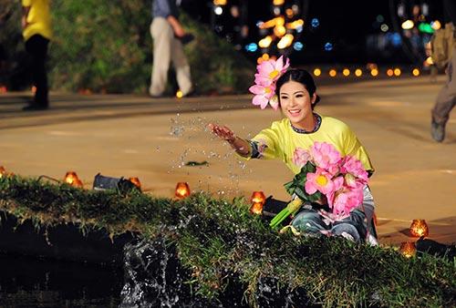 "ngoc han xinh nhu hoa sau su co ""bi mang"" - 7"