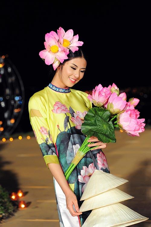 "ngoc han xinh nhu hoa sau su co ""bi mang"" - 8"