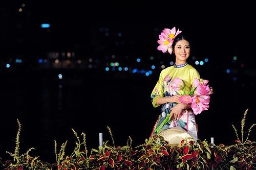 "ngoc han xinh nhu hoa sau su co ""bi mang"" - 1"