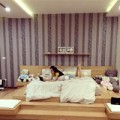 Nhà đẹp - 'Lục tung' phòng ngủ của vợ chồng Ngọc Thạch