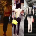 """Thời trang - Thiếu nữ Việt khoe lưng trần bạo như """"Tây"""""""