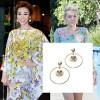 Thời trang - Ngân Khánh 'đụng' phụ kiện với Miley Cyrus