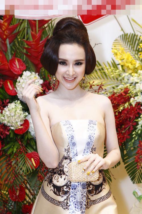"""angela phuong trinh """"quyen luc"""" voi vay hoa tiet hai ba trung - 15"""