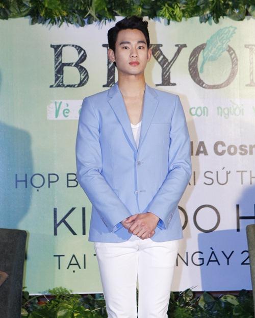 """""""zoom can canh"""" ve dien trai cua kim soo hyun - 8"""