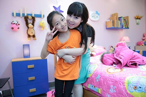 truong phuong bat ngo… khoe con - 7