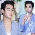 """Làng sao - """"Zoom cận cảnh"""" vẻ điển trai của Kim Soo Hyun"""