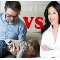 Làm mẹ - Khác biệt BẤT NGỜ cách dạy con kiểu Đông-Tây