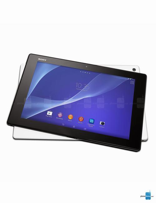 xperia tablet z2 phien ban 16gb len ke tai my - 1