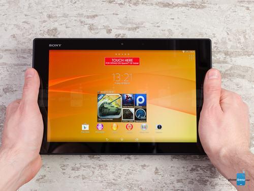 xperia tablet z2 phien ban 16gb len ke tai my - 3