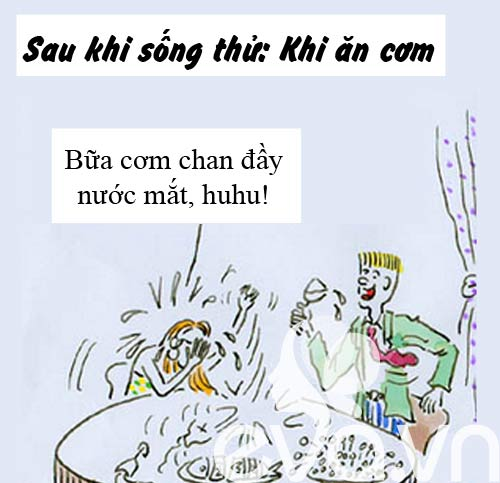 hinh anh vui ve 'tham canh' song thu - 10