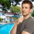 Nhà đẹp - Sao Captain America tậu nhà 73 tỷ 'ngóng' nửa kia