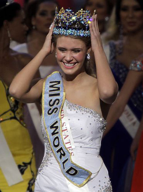 di tim gam mau may man cua cac miss world - 13