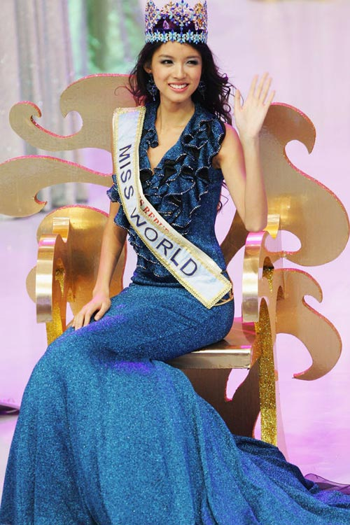 di tim gam mau may man cua cac miss world - 4