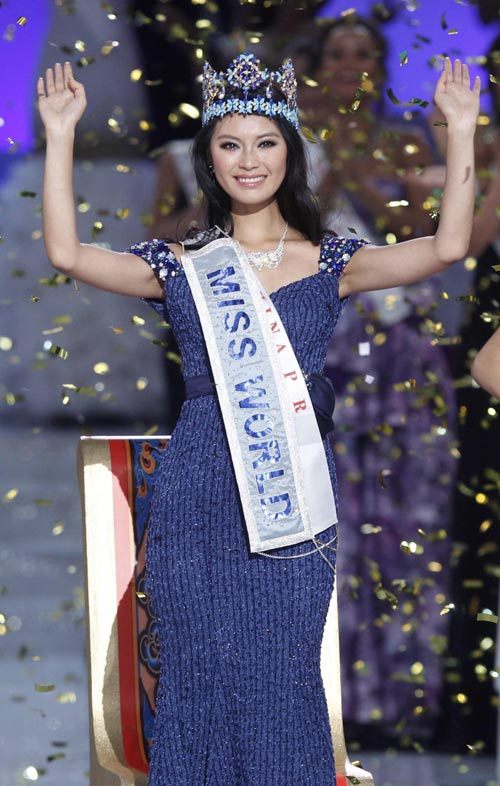 di tim gam mau may man cua cac miss world - 5