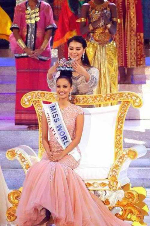 di tim gam mau may man cua cac miss world - 9