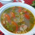 Bếp Eva - Canh riêu hến chua chua ngon miệng