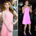 Thời trang - Đụng váy, Ngân Khánh đẳng cấp hơn Dung Tổ Nhi