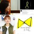 Làng sao - Sao Hàn để Ruy băng vàng vì nạn nhân chìm phà