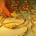 Mua sắm - Giá cả - Giá vàng tiến lên ngưỡng 35,50 triệu đồng
