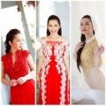 Thời trang - Kim Hiền thử làm cô dâu trước khi lên xe hoa