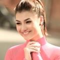 Làng sao - Hồng Quế bị loại khỏi Hoa hậu Đại Dương