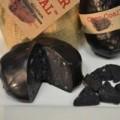 Bếp Eva - Độc đáo: Pho mát được làm từ... than