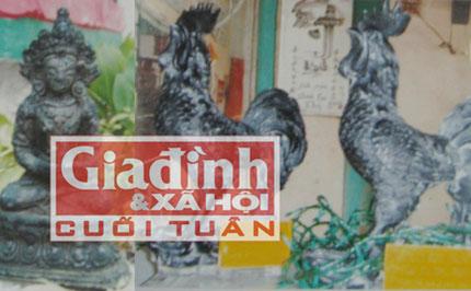 """chuyen ly ky ve """"kho bau dong den"""" o ngoi chua co - 2"""